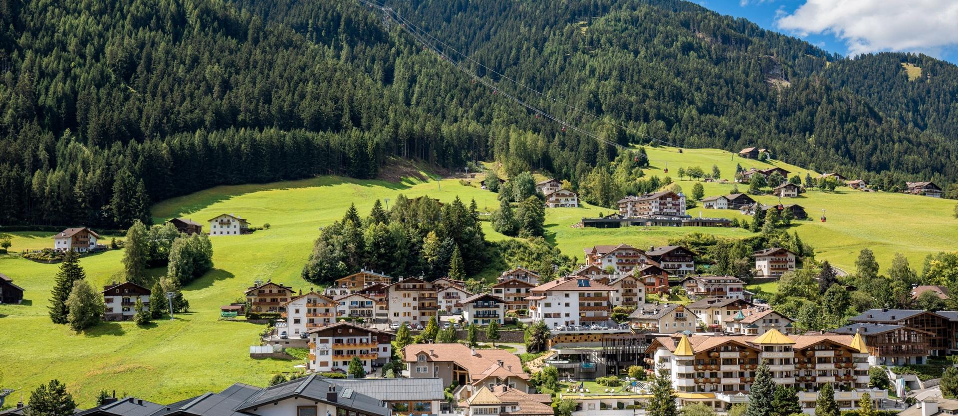 Garni Rives in St. Ulrich in Gröden in den Dolomiten - Südtirol