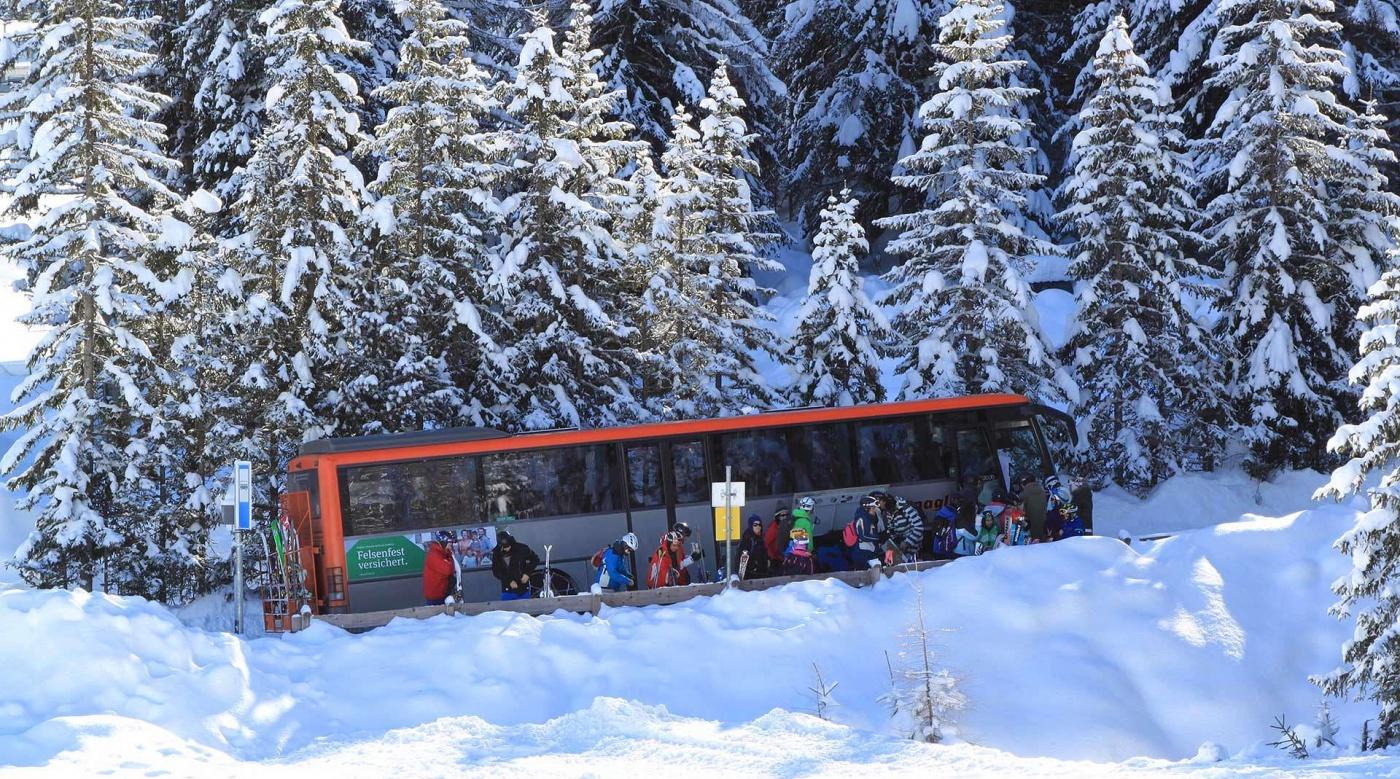 Garni Rives in Ortisei in Val Gardena in the Dolomites