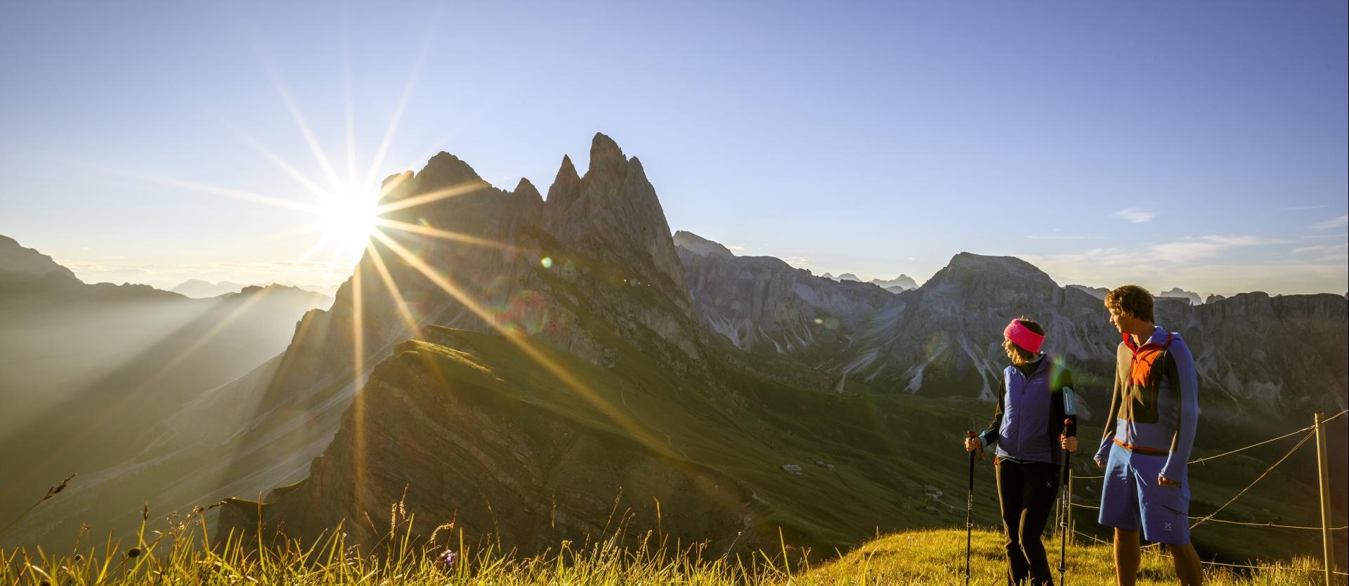 Garni Rives in Ortisei in Val Gardena in South Tyrol