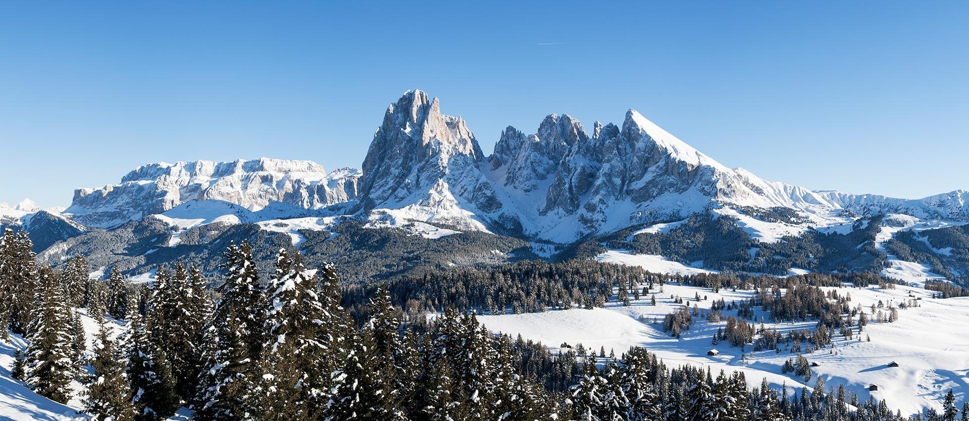 Garni Rives in Ortisei in Val Gardena in the Dolomites, South Tyrol