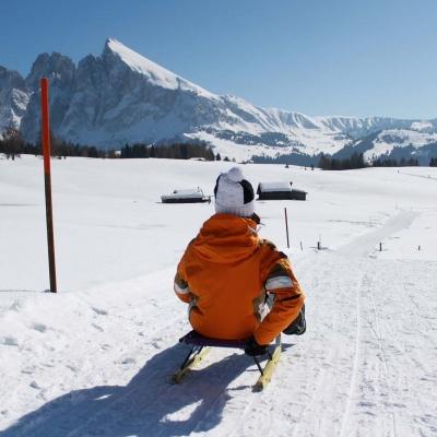 Garni Rives in Ortisei in South Tyrol
