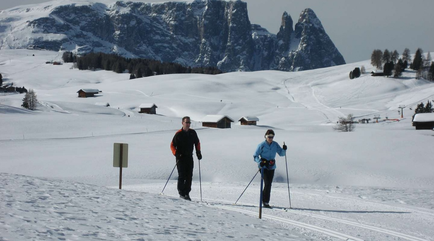 Garni Rives in Ortisei in Val Gardena in the Dolomites